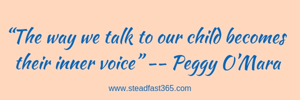Quote by Peggy O'Mara
