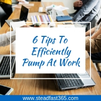 6 pumping hacks for working moms