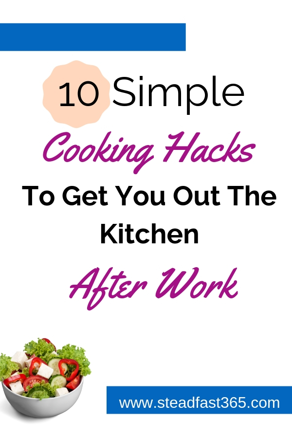 Okay working mama, wouldn't it be great to stop cooking in your work clothes? If cooking isn't your jam it can feel like so much work and what working mom needs even more work after the long work day? Not you! Here are 10 simple tricks you can use to stop seeing cooking as a chore while also getting to connect more with your family. Enjoy!
