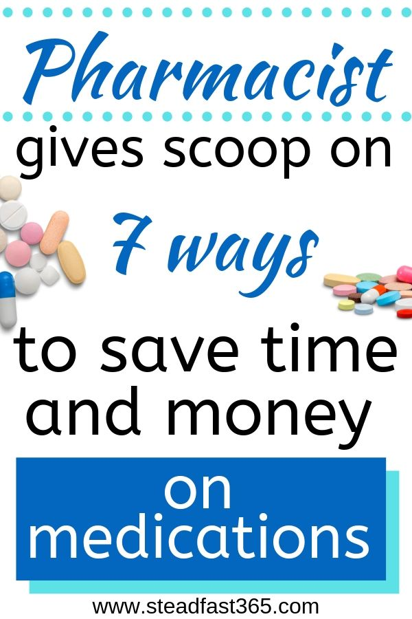 Working mom and Pharmacist dishes out 7 simple hacks to save time and money on medications. These are free ways to update your health and wellness plan to keep your family healthy without the stress. These tips have helped many working moms in your same situation for over 15 years with great results. I want the same for you.