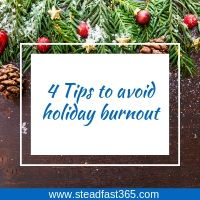 4 time saving tips to help working moms avoid holiday burnout and reduce stress