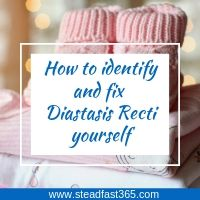 How to identify and fix diastasis recti by yourself